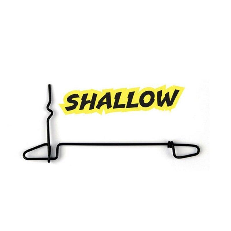 Shallow 9 cm 3 Stück