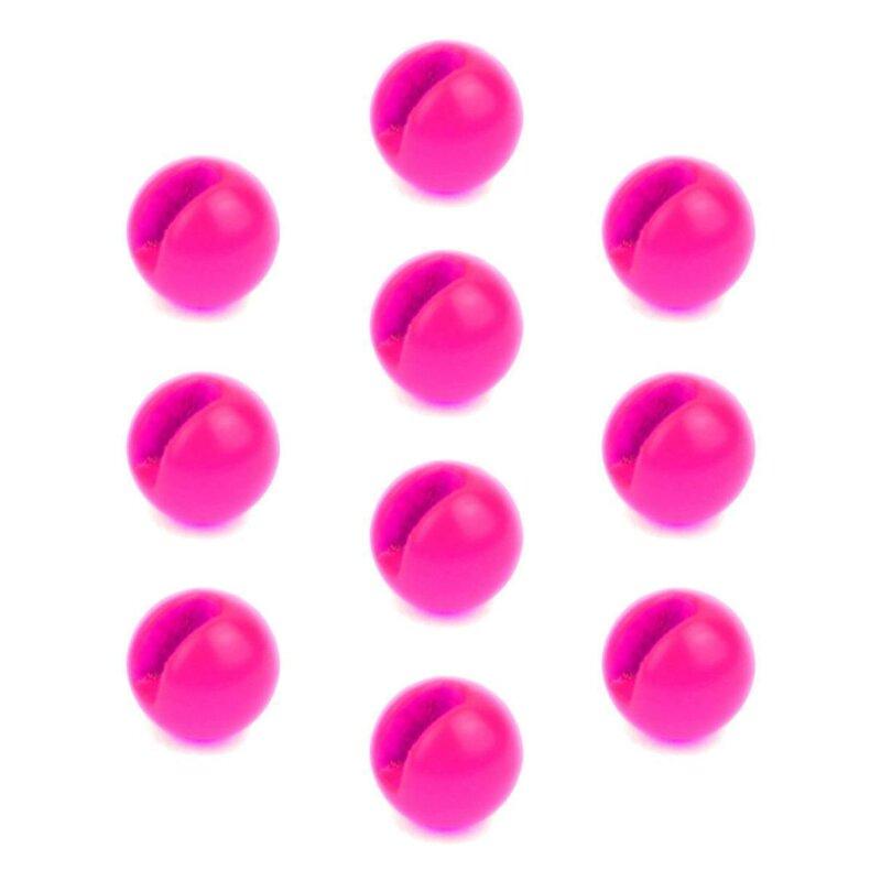 Fluo Pink 4,6 mm - 0,8 Gramm