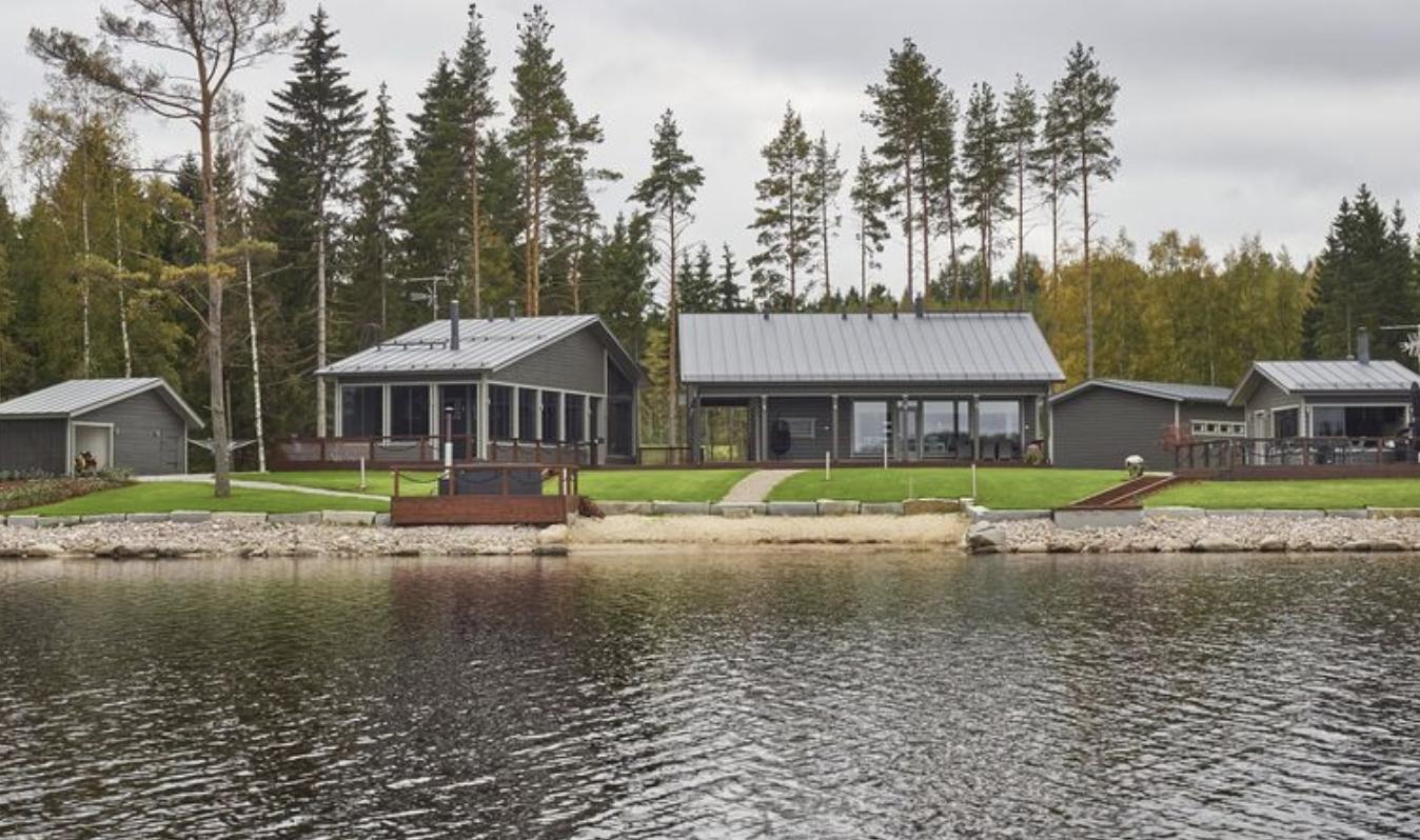 Ferienhaus in Finnland
