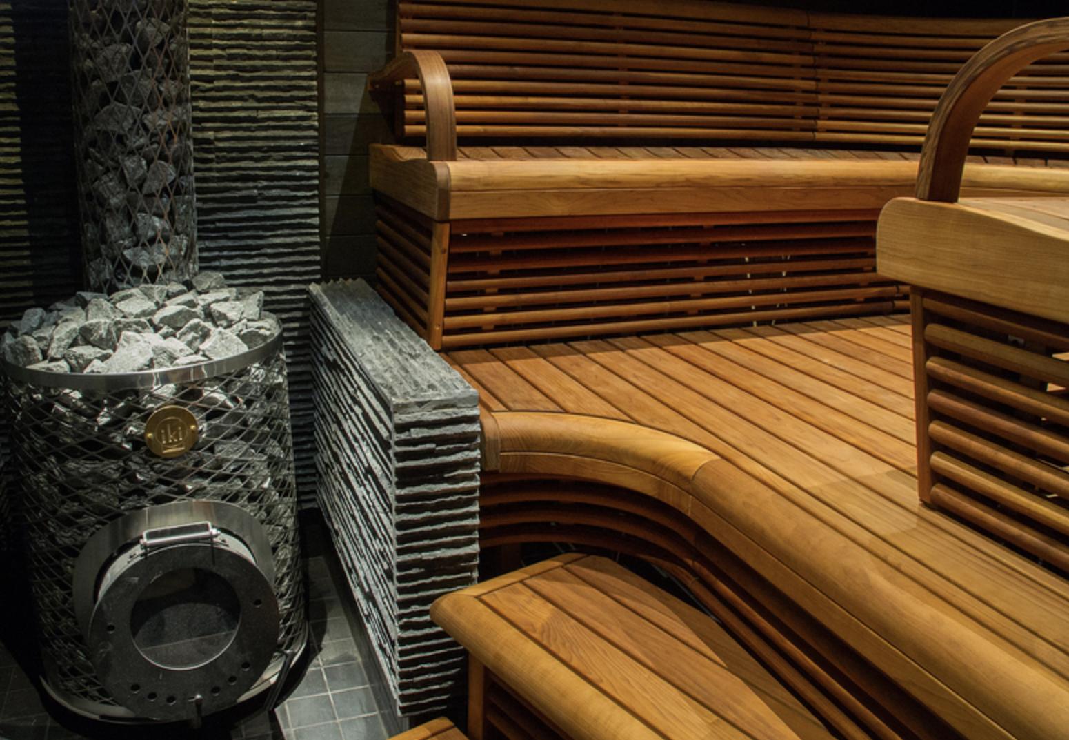ferienhaus mit großer Sauna Finnland