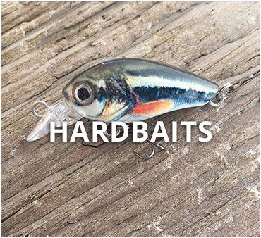 Hardbaits - Wobbler